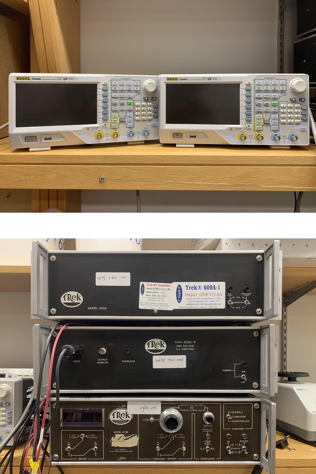 High-Voltage electronics